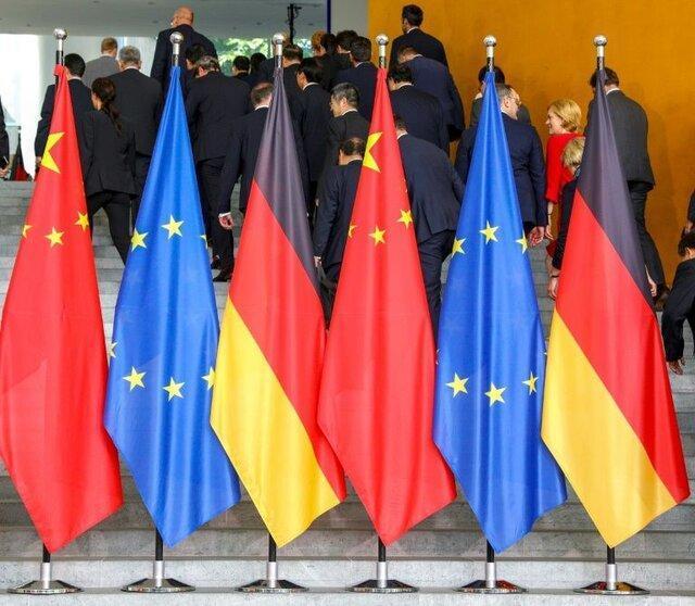 مقام آلمانی: جنگ سرد تازه با چین نیازمند جبهه متحد آمریکا-اروپا است