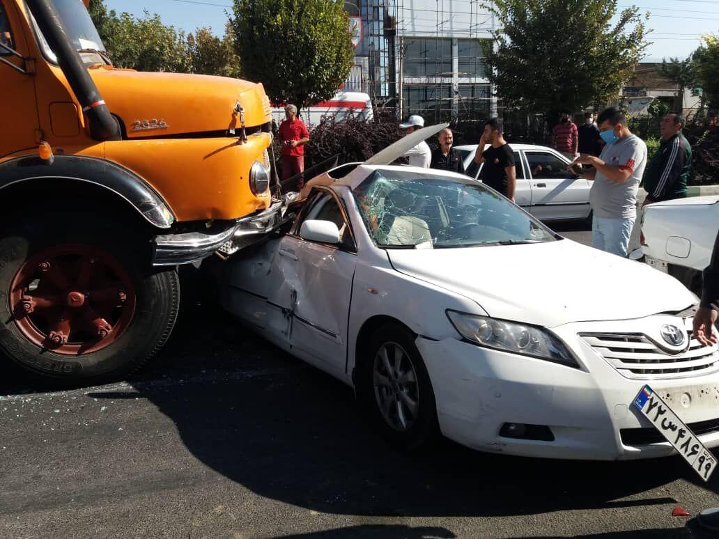 خبرنگاران حوادث رانندگی در امسال 43 درصد کاهش داشته است