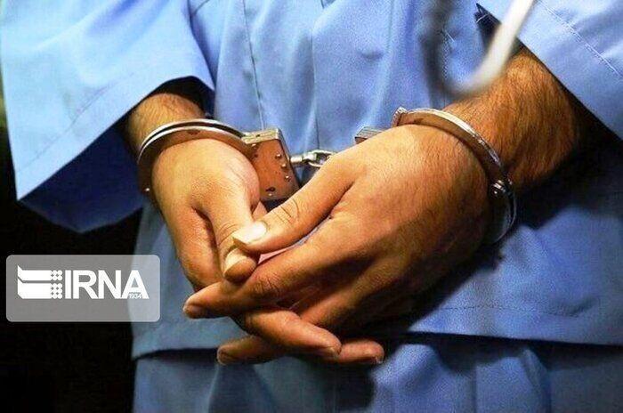 خبرنگاران عاملان درگیری مسلحانه در دره شهر دستگیر شدند