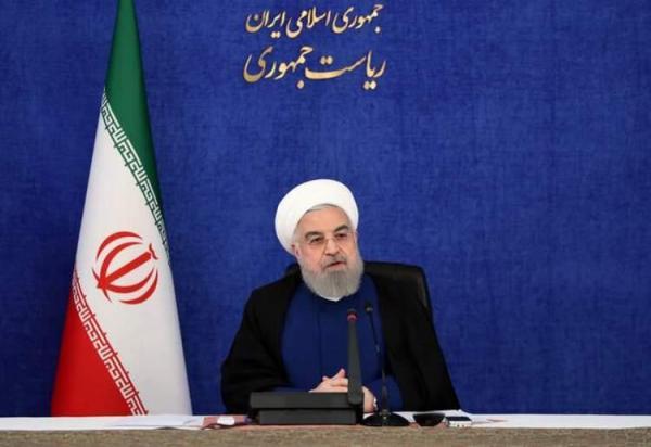روحانی: غصه نخورید که دولت مسائل را حل نموده و تمام میکند
