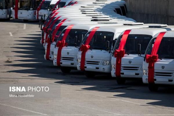 خرید اتوبوس های جدید پایتخت با پول اوراق مشارکت