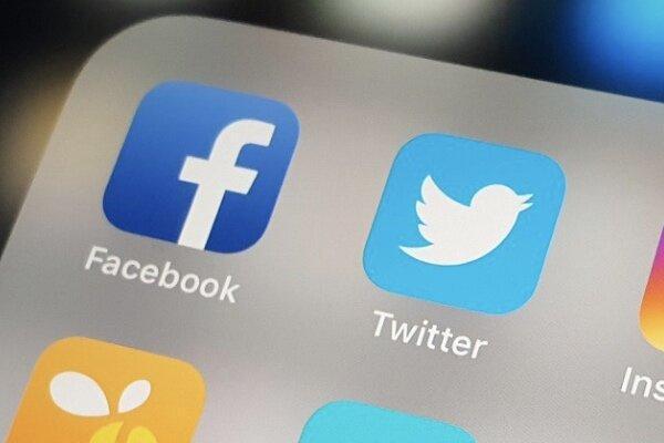 کاهش 51 میلیارد دلاری ارزش فیس بوک و توئیتر