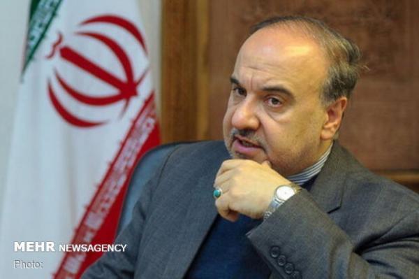 وزیر ورزش درگذشت علی انصاریان را تسلیت گفت
