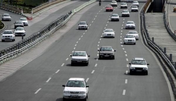 تردد خودروها از 18 بهمن ماه در بسیاری از شهرها ممنوع شد