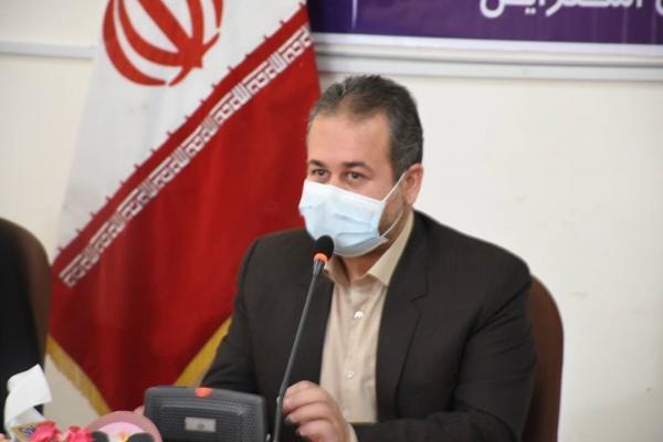 خبرنگاران فرماندار اسفراین از تعلل در واگذاری زمین به اهالی روستای دنج انتقادکرد