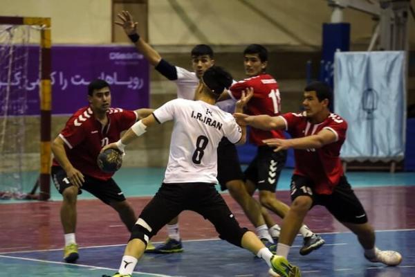 خاتمه تورنمنت بین المللی هندبال یزد با قهرمانی ایران