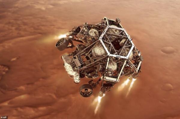 ناسا: استقامت در شرایط فوق العاده ای قرار گرفته است