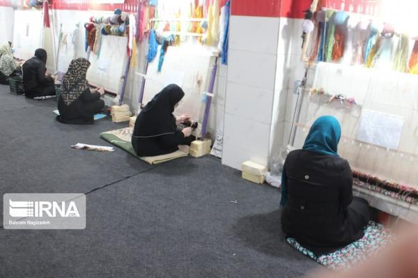خبرنگاران 55 هزار قالی باف در استان اردبیل فعالیت دارند