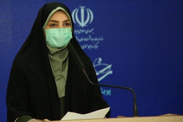 آمار کرونا در ایران چهارشنبه 4 فروردین 1400؛ فوت 94 بیمار و شناسایی 7605 مورد جدید