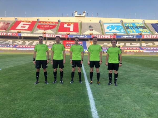 اسامی داوران هفته هجدهم لیگ برتر فوتبال اعلام شد