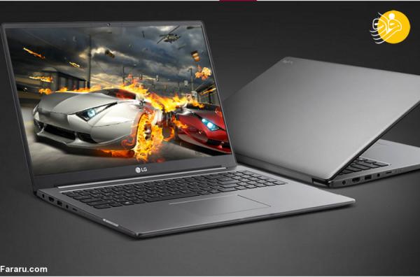 (تصاویر) رونمایی ال جی از لپ تاپ Ultra Gear17 با نمایشگر 17 اینچی
