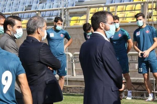 آخرین اخبار باشگاه پرسپولیس خبرنگاران