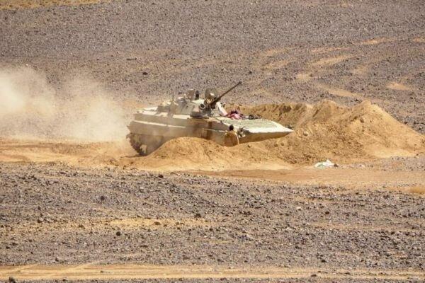 ارتش یمن 10 عنصر مزدور سعودی را در مأرب به هلاکت رساند