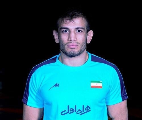 کشتی قهرمانی آسیا، محسن نژاد صاحب مدال نقره شد