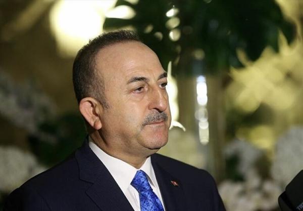 دیدار چاووش اوغلو با رئیس جبهه ترکمن های عراق