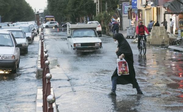 هشدار نسبت به وقوع رگبار و رعد و برق در 11 استان