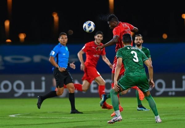 لیگ قهرمانان آسیا، تساوی الاهلی عربستان و الدحیل قطر به سود استقلال