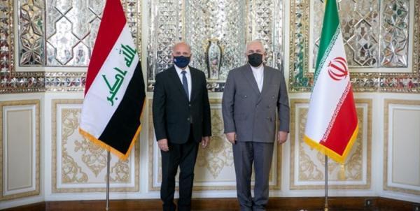 گفت وگوی ظریف با وزیر خارجه عراق درباره حوادث کربلا