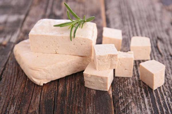 طرز تهیه توفو همراه با آموزش تهیه شیر سویا