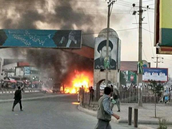 انفجارهای امروز کابل 8 کشته برجای گذاشت