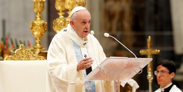 بحران پناهجویان؛ پاپ: دریای مدیترانه بزرگ ترین قبرستان اروپا شده است