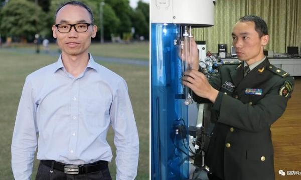 دانشمند نظامی چین در قلب تحقیقات تسلیحاتی دانشگاه کمبریج