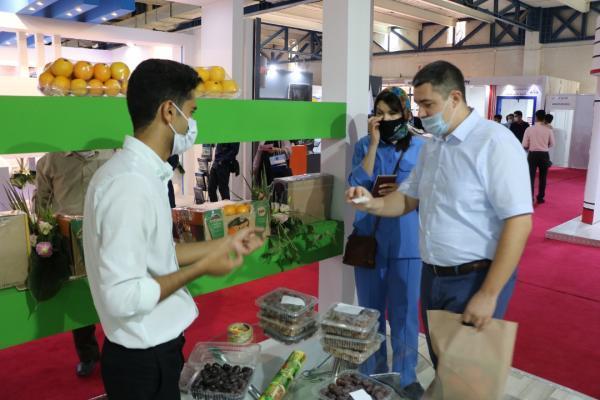 معرفی توانمندی های کشاورزی جنوب کرمان در نمایشگاه بین المللی اوراسیا