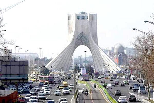شهر هنوز هوای المپیک نکرده است، تهران بی نشان از توکیو