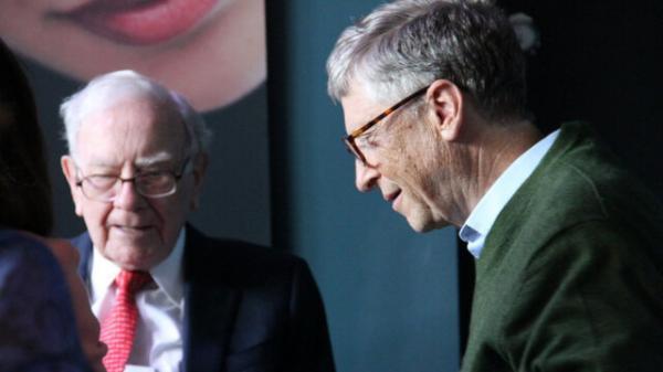 همکاری یک میلیارد دلاری بیل گیتس و وارن بافت