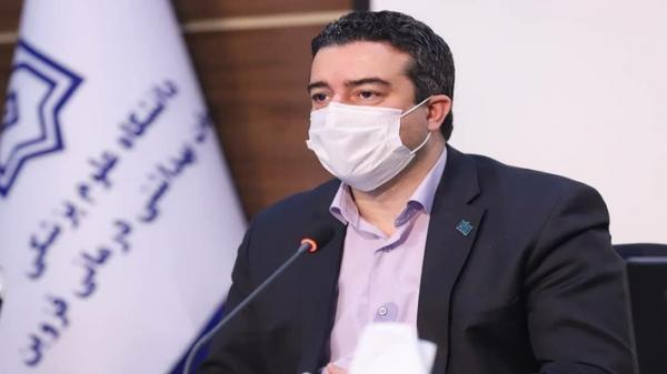 اختصاص 73 درصد از تخت های بیمارستانی استان قزوین به بیماران کرونایی