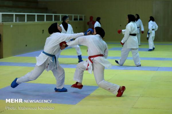 تور روسیه: 6 بانوی کاراته کا ایران به مسکو اعزام می شوند