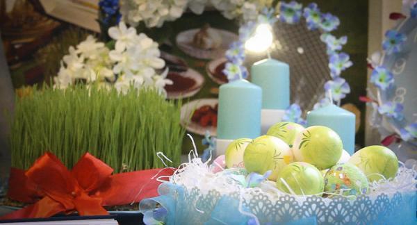 پیامک و اس ام اس کرونایی تبریک عید نوروز