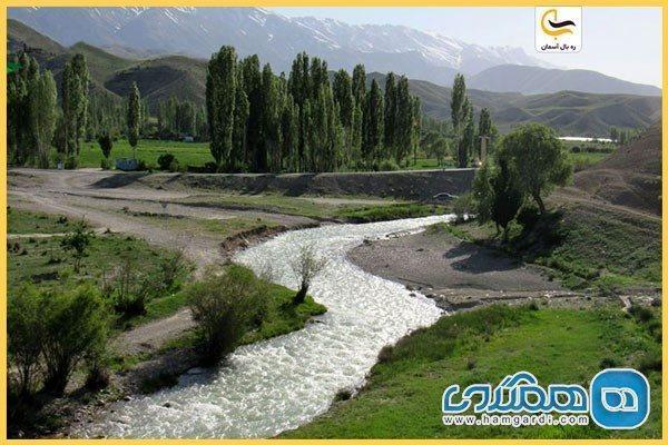 روستای سله بن؛ فرار از آلودگی در طبیعت زیبا