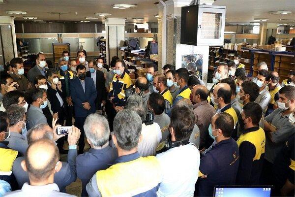 دستور زارع پور برای اصلاح بخشنامه های داخلی پست