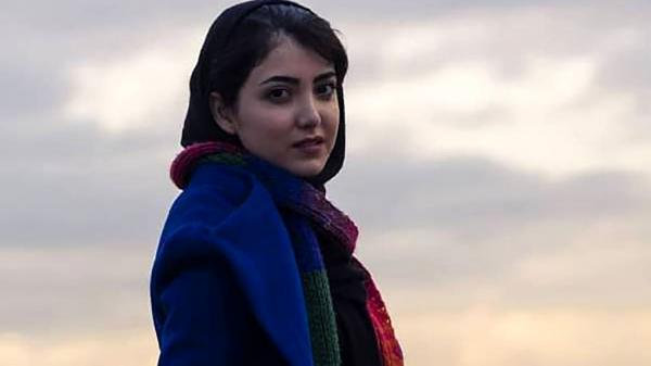 زیبا کرمعلی در اولین اکران مردمی دینامیت