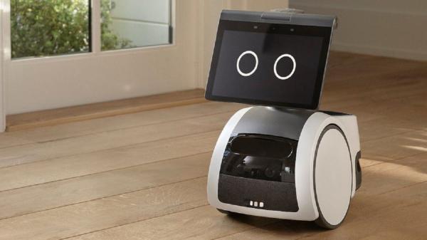 آمازون از یک ربات خانگی رونمایی کرد
